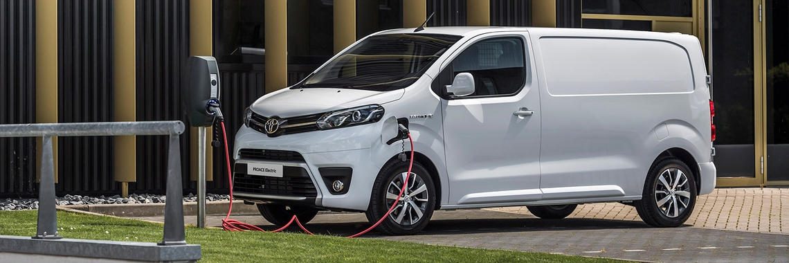 Toyota PROACE Electric is in aantocht